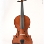 laurent lhuillier luthier - violon 09 face